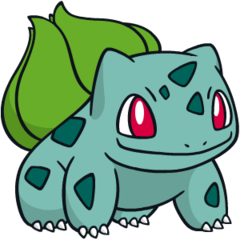 001. Бульбазавр